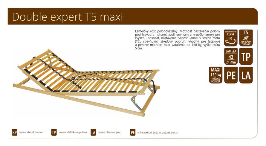 DOUBLE EXPRERT T5 MAXI