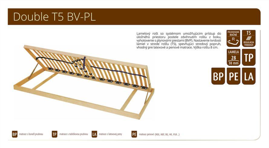 DOUBLE T5 BV-PL